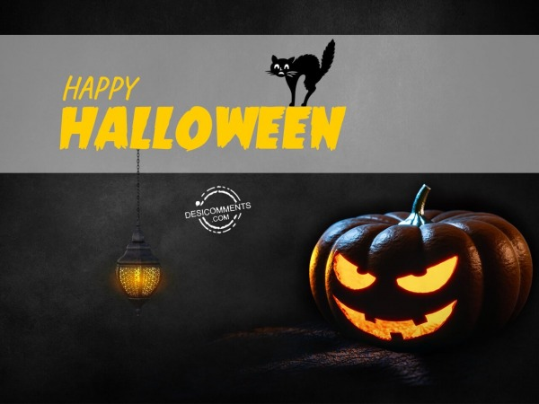 Picture: Its Halloween