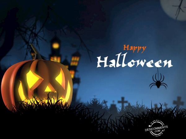 Picture: Wishing you a very Happy Halloween