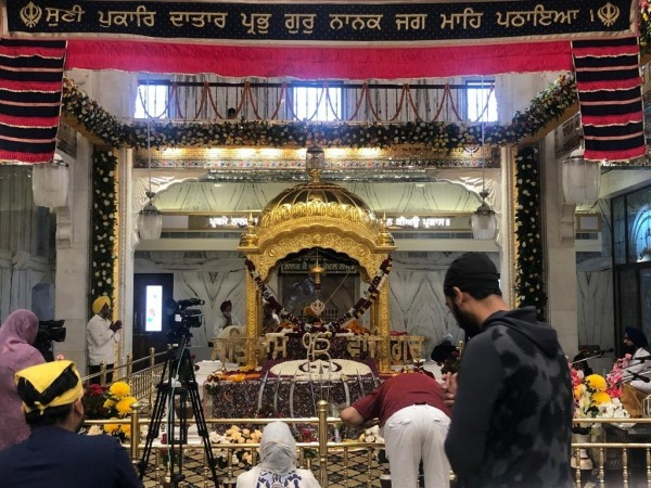Picture Of Gurudwara Sahib Ji