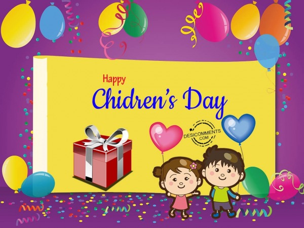 Picture: Children's Day