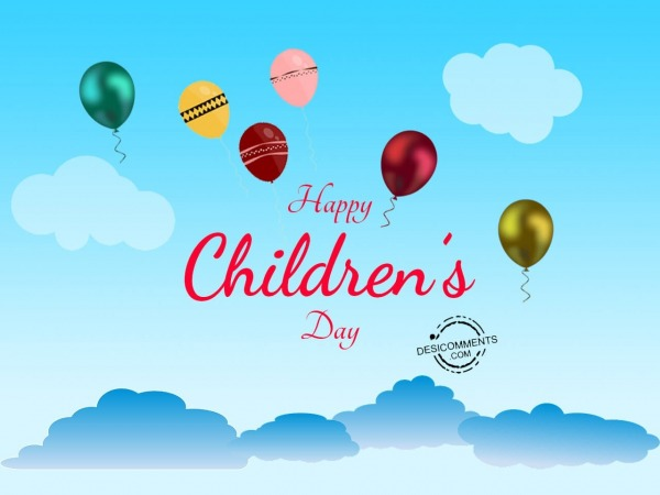 Picture: Happy Children's Day