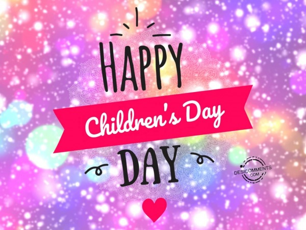 Wish You A Very Happy Children's Day
