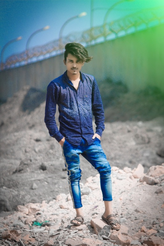 Picture: Pic Of Prankstar Dheeraj