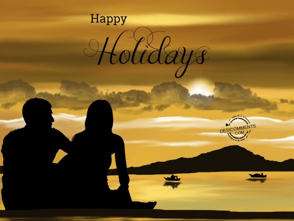 Picture: Happy holidays