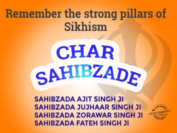 Remember the strong pillars of Sikhism