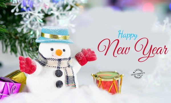 Picture: Happy New Year