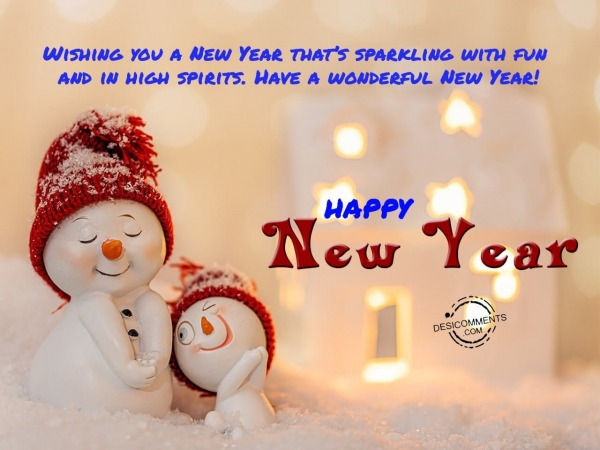 Picture: Have a wonderful New Year