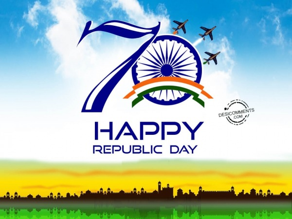 Picture: Wish you a Happy  Republic day