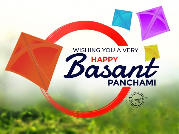 Picture: Wishing you a very Happy Basant Panchami