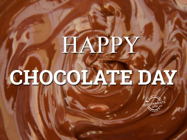 Picture: Chocolate day