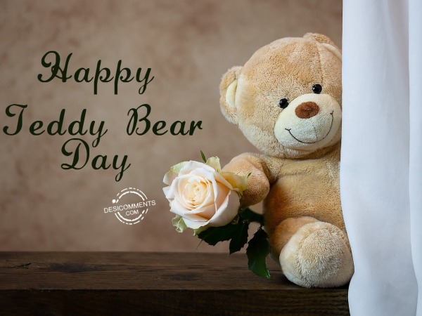 Picture: Happy teddy day