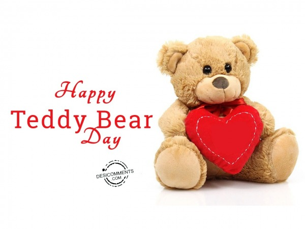 Picture: Happy teddy bear day