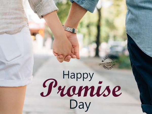 Picture: Promise Day