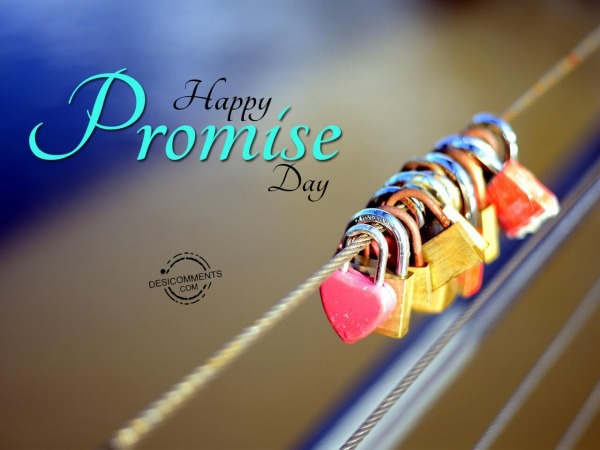 Picture: Wish you a very Happy Promise Day