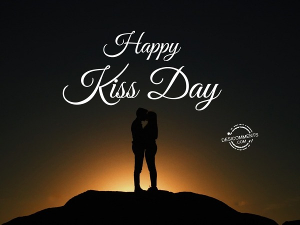 Picture: Happy Kiss Day