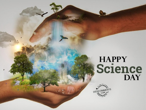 Happy Science Day