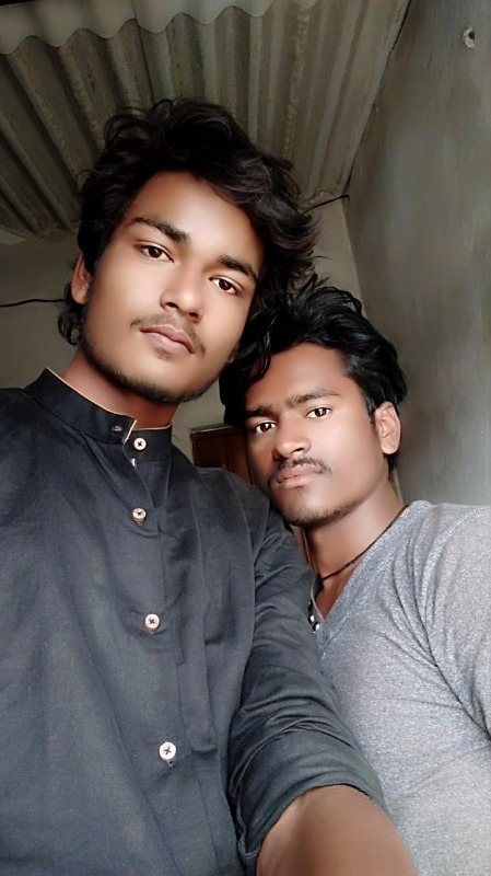 Photo Of Sebu Ali With His Brother