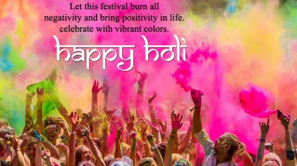 Happy Holi Every One