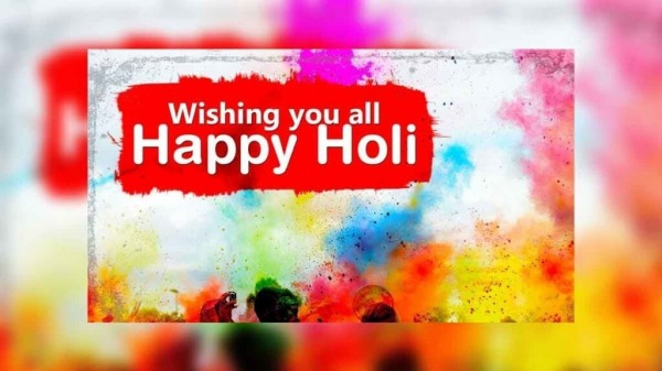 Happy Holi Status 2020