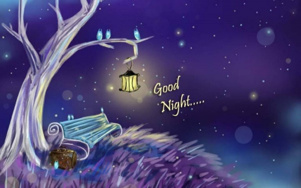 Amazing Picture Of Good Night