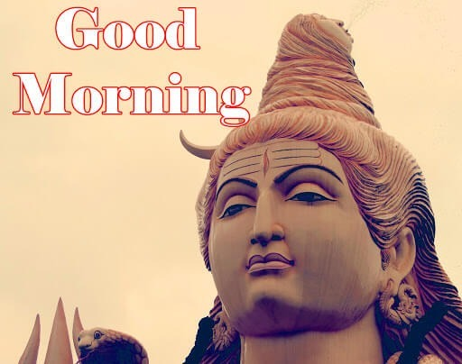 Best Gud Morning Lord Shiva