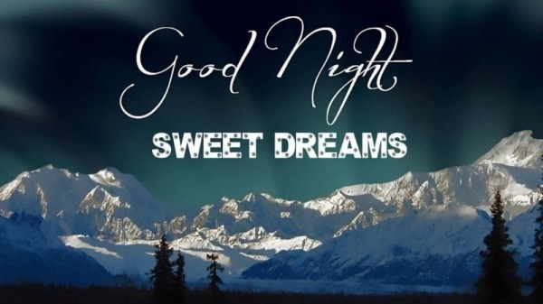 Wish Good Night Sweet Dreams