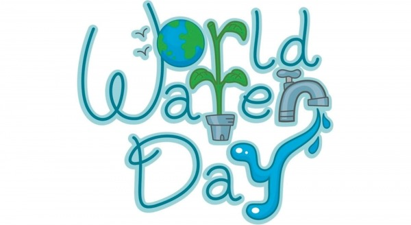 Happy World Water Day Image