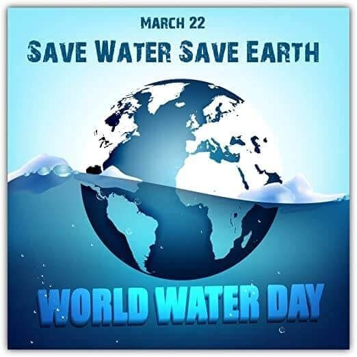 Very Very Happy Water Day