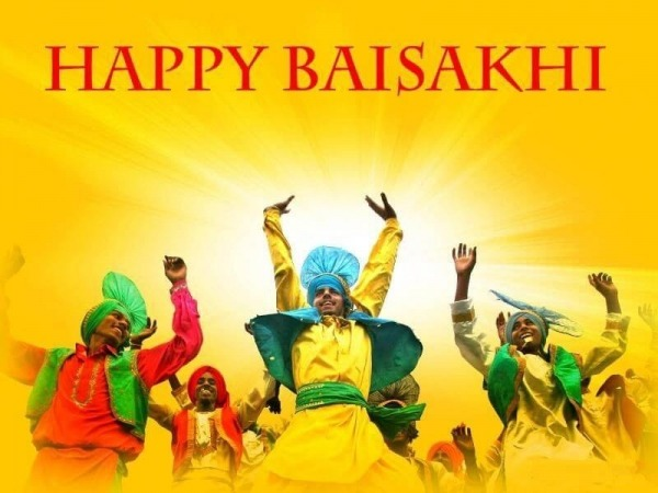 Happy Baisakhi Image