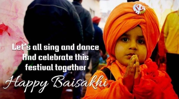 13 April Happy Baisakhi Picture
