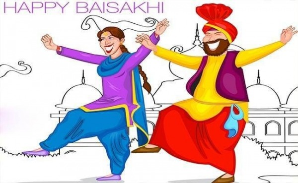 Celebration Image Happy Baisakhi