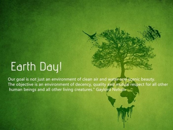 Quote For Earth Day