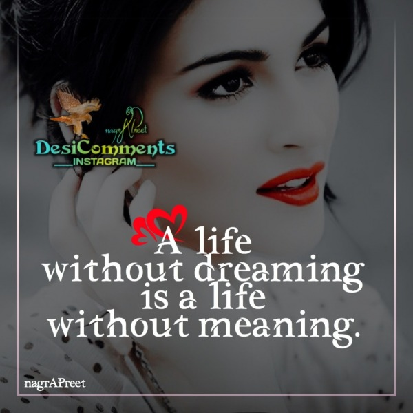 A Life Without Dreaming