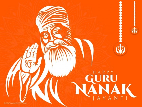 Wishing You Happy Guru Nanak Jayanti