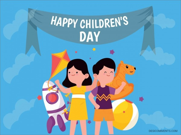 Wishing your Very Very Happy Childrens Day