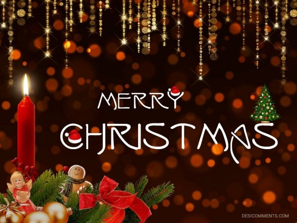 Wonderful Merry Christmas Picture