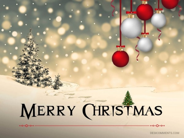 Pic Of Merry Christmas