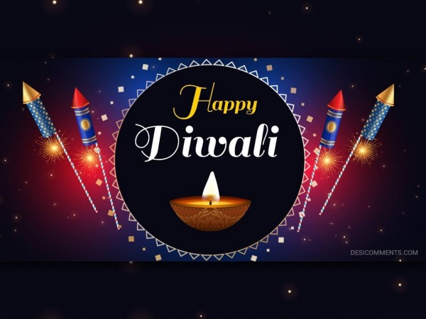 Happy Diwali And Stay Safe