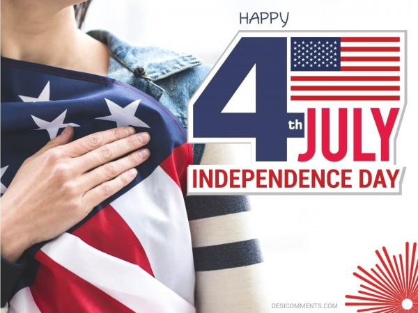 Happy Fourth Of July Image