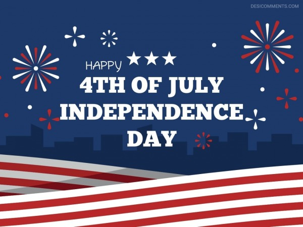 Image Of Happy 4th July