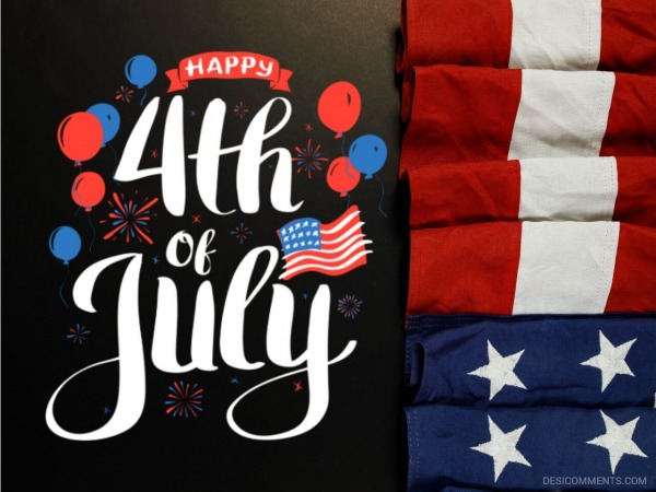 Wishing You A Very Happy 4Th July