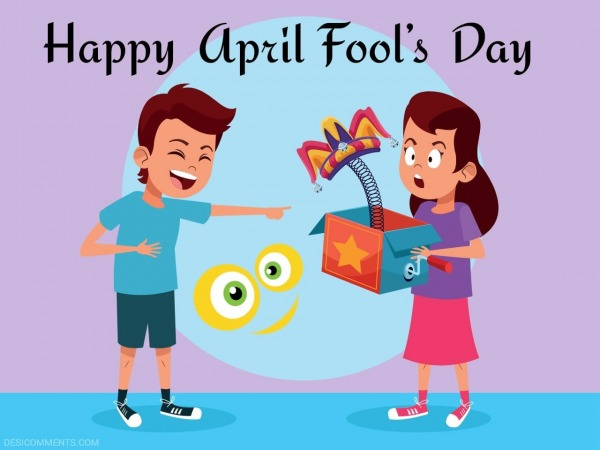 Picture Of Happy April Fool's Day