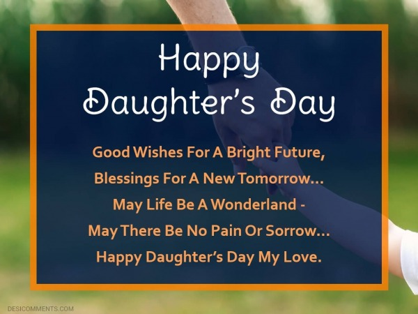 Good Wishes For A Bright Future