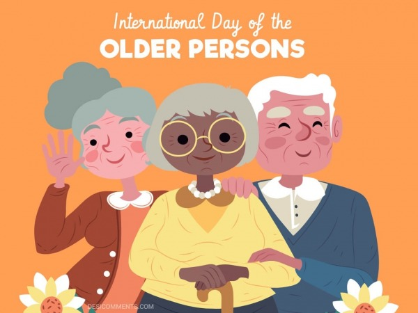 Wishing You A Happy Grandparents Day