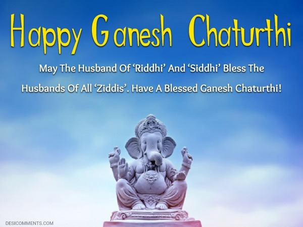 May The Husband Of 'Riddhi' And 'Siddhi'