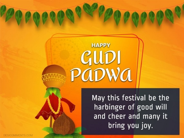 May This Festival Be The Harbinger