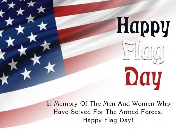 In Memory Of The Men And Women