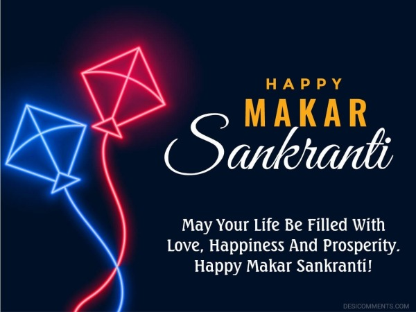 May Your Life Be Filled With Love,