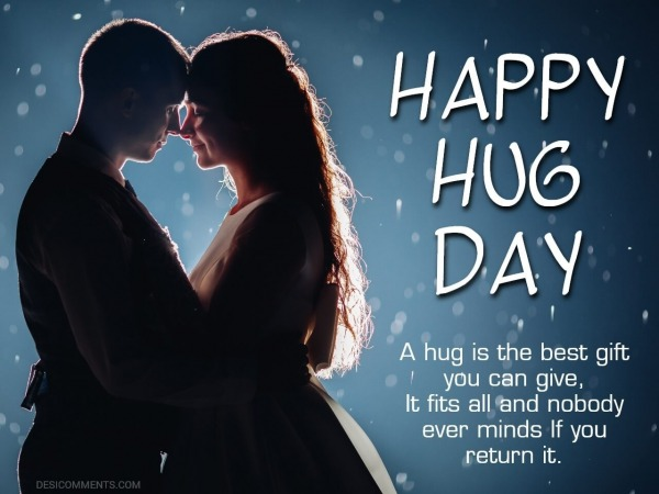 A Hug Is The Best Gift
