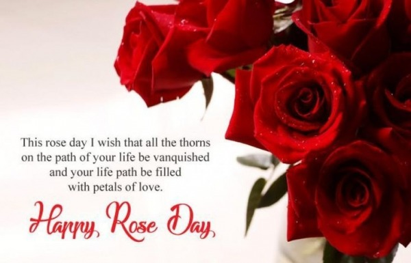 This Rose Day I Wish